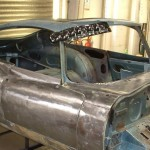 E Type Jaguar Restoration Body Shop - Lanes Cars E Type Specialists 03