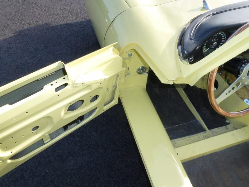 E Type Body Work Repairs Resprays Restoration Rebuilds