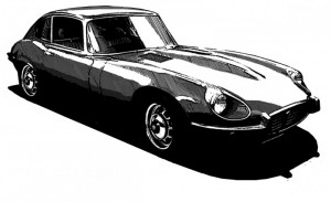 Bespoke Jaguar E Type S3 5.3 2+2 - currently being rebuilt by Lanes Cars