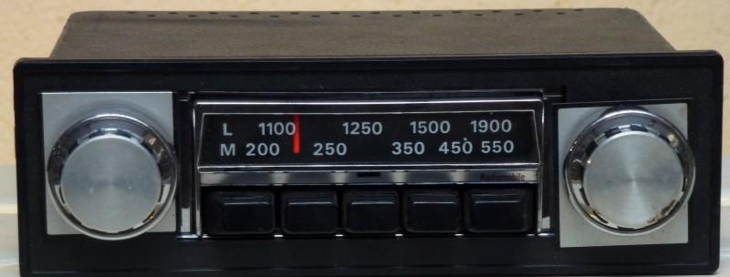 Original Period Radios Converted To Fm Radio With I Pod Attachment