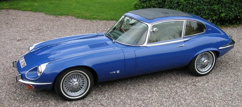 One Of Our Fully Prepared Jaguar E Type S3 53 V12 22