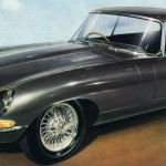 1961 E Type S1 3.8 FHC - For Sale