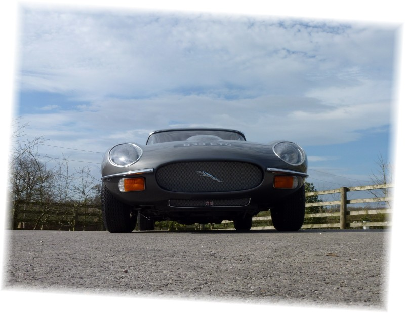 Lanes GT - E Type - Available to Order