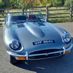 Rebuilt Jaguar E Type by Lanes Cars