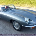 E Type S2 Roadster - Reg No- UVP 864H - 1