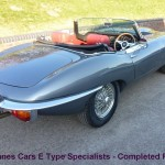 E Type S2 Roadster - Reg No- UVP 864H - 1_1