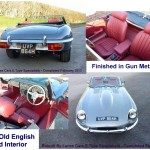 E Type S2 Roadster - Reg No- UVP 864H - 1_3