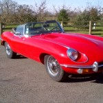 For Sale at Lanes Cars E Type Specialists