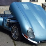 E Type S1 3.8 Roadster - Lanes Cars E Type Specialists