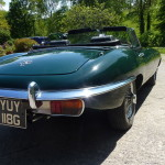 Lanes Cars - Jaguar E Type Roadster for Sale