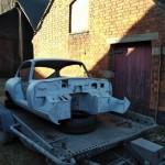 Barn Find Jaguar E Type S1 3.8 FHC