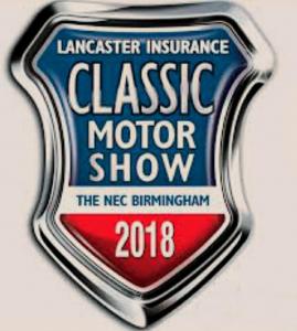 NEC Classic Car Show 2018