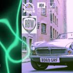 RBW EV - MG B Electric Recreation