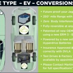 E Type EV Conversion