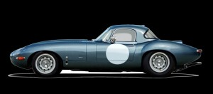 E Type - Reimaged by Lanes Cars