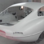 E Type Jaguar Restoration Body Shop - Lanes Cars E Type Specialists 02