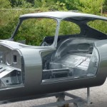E Type Jaguar Restoration Body Shop - Lanes Cars E Type Specialists 07