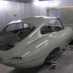 E Type S1 Shell In Preparation