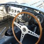 E Type Jaguar S1 3.8 FHC Nearing Completion