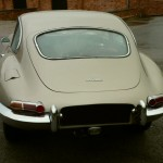 Jaguar S1 3.8 FHC for Rebuild