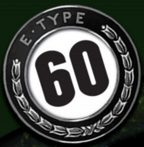 Lanes Cars Celebrate E Type 60th