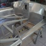 Aluminium - XKSS Replica