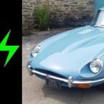 EV - E Type - £175,000