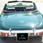Lanes Cars  EV - E Type Conversions