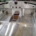 GP - Aluminium Bodyshell