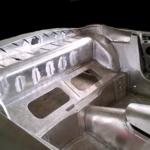 GP - Aluminium Rear Bulkhead