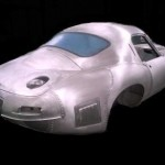 GP - Recreation E Type Low Drag Coupe