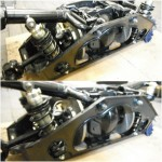 Rebuilt Axle Carrier
