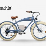 Rayvolt E Bike - Classic Retro Beachin