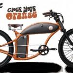 Rayvolt E Bike - Classic Retro Cruzer