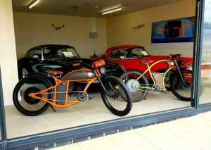 Rayvolt Bike - Classic Retro Styled Electric Bikes