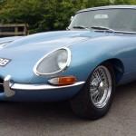 Jaguar E Type S1 FHC- For Sale