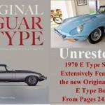 Unrestored E Type - for Sale