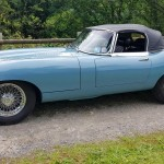 E Type S2 4.2 Roadster - For Sale