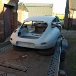 Jaguar S1 3.8 FHC for Rebuild*