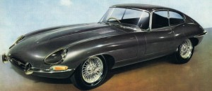 Historically Important - E Type - Chassis Number 13