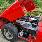 E Type V12 - Engine Bay
